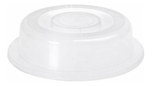 tapa para microondas con abertura salida vapor san remo
