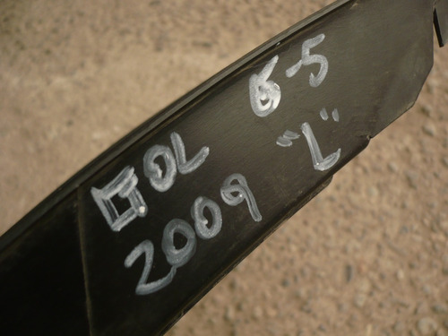 tapa parach g5 2009  izq  c/detalles - lea descripción