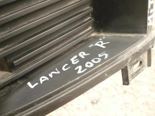 tapa parach lancer glx 2005 der c/detalles - lea descripción