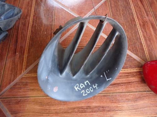 tapa parach ram 2004 chofer - c/detalle - lea descripción
