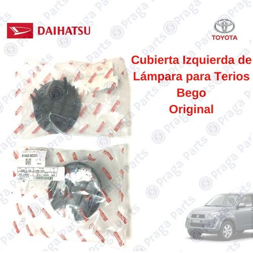 tapa parachoque carelo izq. orig.terios bego 81482-bz021