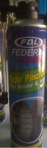 tapa pinchazos federal, fabricados junio 2014