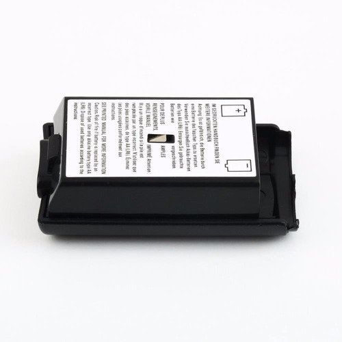 tapa porta baterias para control de 360 negro