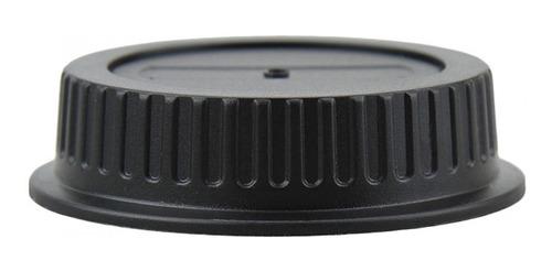 tapa posterior de lente canon + tapa para cuerpo canon