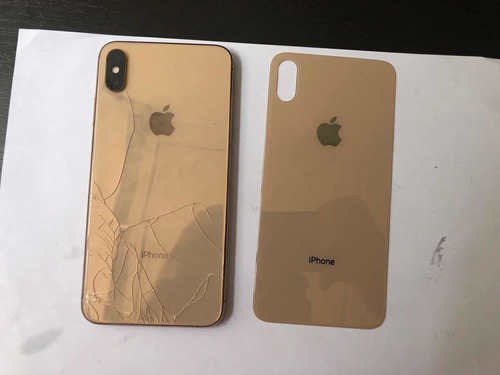 tapa posterior iphone con instalacion