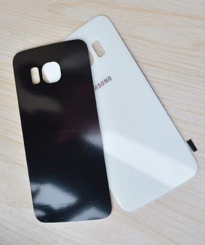 tapa posterior samsung s6 g920 y s6 edge g925