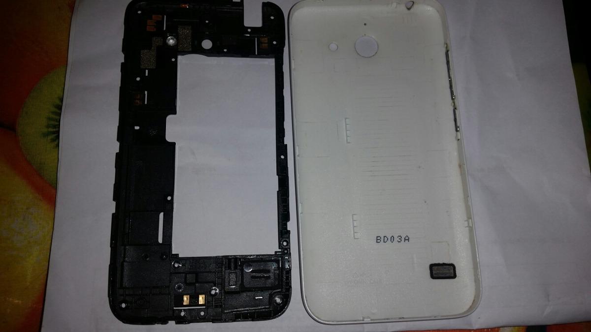 Tapa Posterior Y Marco Medio Para Huawei Ascend Y550 - S/ 30,00 en ...