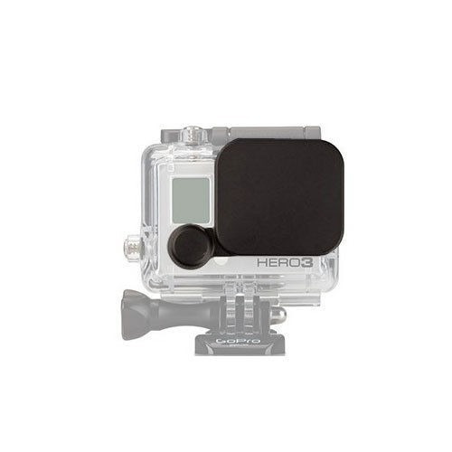 tapa protectora para lente cámaras gopro hero 3+