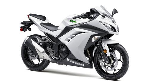 tapa radiador con cuerpo moto kawasaki ninja 300 ex 300