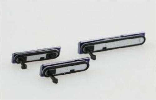 tapa repuesto lateral sony xperia z1 (l39h)  original