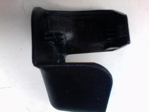 tapa tornillo asiento del der. corolla 99 cubierta protector