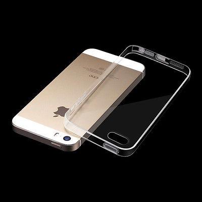 7a379f7ed49 Tapa Transparente Para iPhone 5 Funda Piel Protector... - $ 71.990 ...