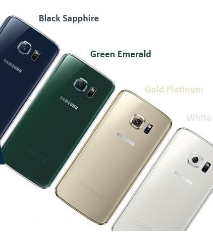 f2dfcf9db25 Tapa Trasera Bateria Carcasa Samsung S6 S6 Edge Galaxy - $ 599,99 en ...