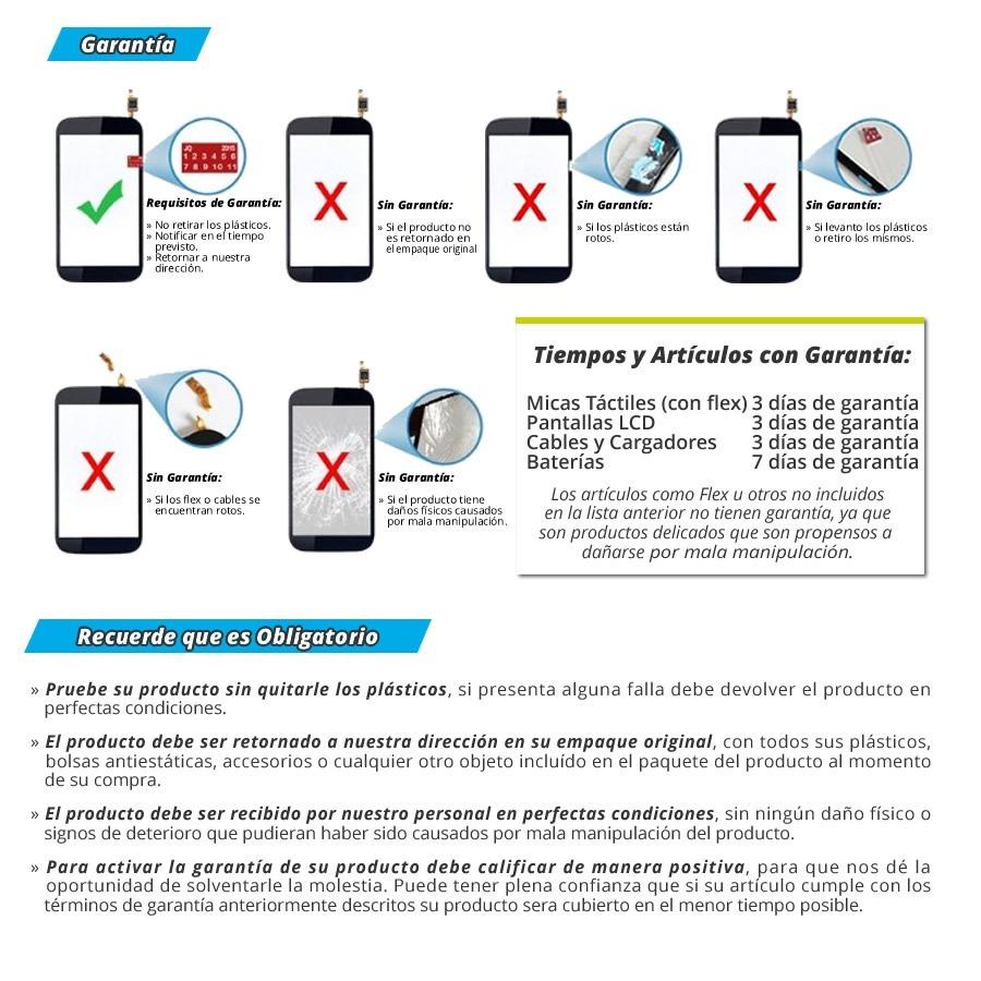 ae1f9280a70 Tapa Trasera Blanca Azul Samsung Galaxy S3 Mini I8190 - Bs. 49,94 en ...