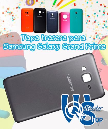 tapa trasera celular samsung galaxy grand prime garantizada.