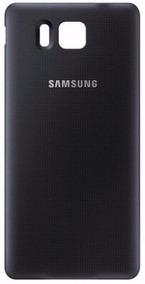 2212bc012e3 Tapa Trasera Samsung Galaxy Alpha - Accesorios para Celulares en Mercado  Libre Colombia