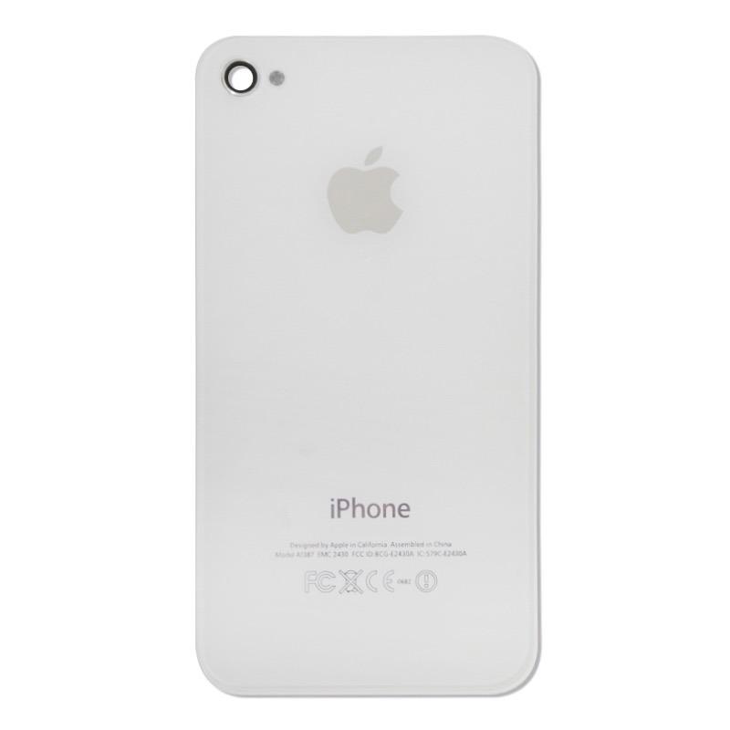 f210b0434f9 Tapa Trasera iPhone 4g - $ 34.00 en Mercado Libre