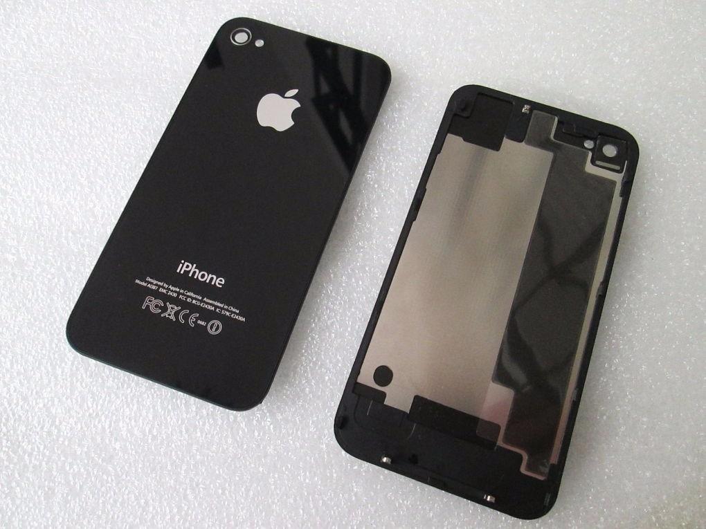 0e3615e1020 Tapa Trasera iPhone 4s Original Apple + Instalacion - Bs. 29,90 en ...