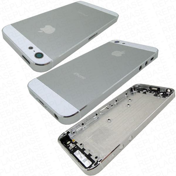 a5aa427bbf0 Tapa Trasera iPhone 5 Original - $ 200,00 en Mercado Libre