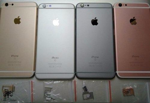 f4eafebe1e2 Tapa Trasera iPhone 6s Plus Backdoor Chasis - $ 24.990 en Mercado Libre