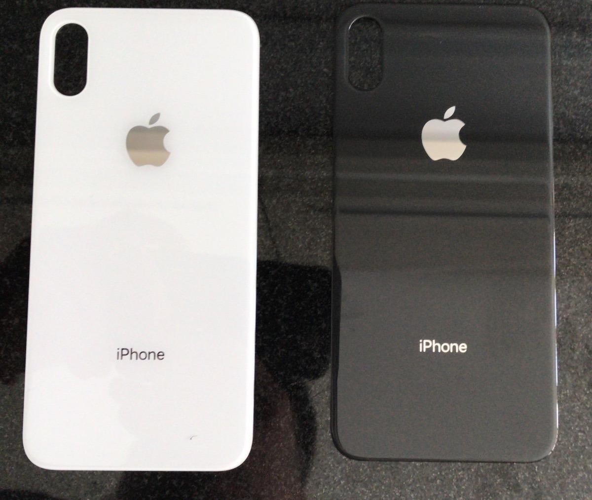 carcasa trasera iphone x