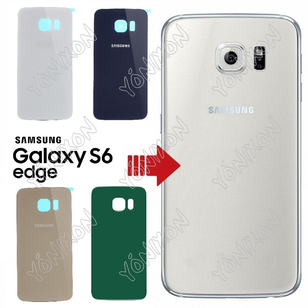f8a9c54044e tapa trasera samsung galaxy s6 edge g925. original cristal. Cargando zoom.