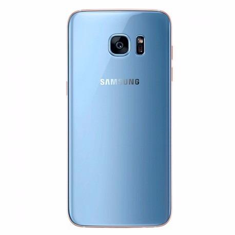 7d96c3286b6ac Tapa Trasera Samsung Galaxy S7 Edge G935 Blue Coral Azul -   849