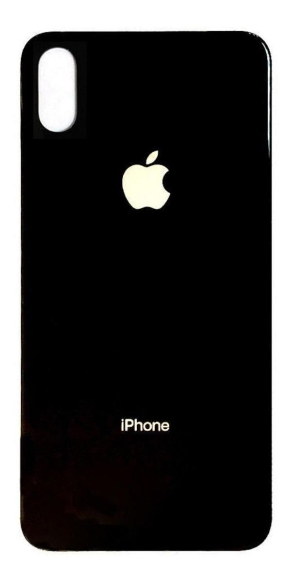 7a48c23b466 Tapa Trasera Vidrio Repuesto Para iPhone X 10 Xs - $ 699,99 en ...