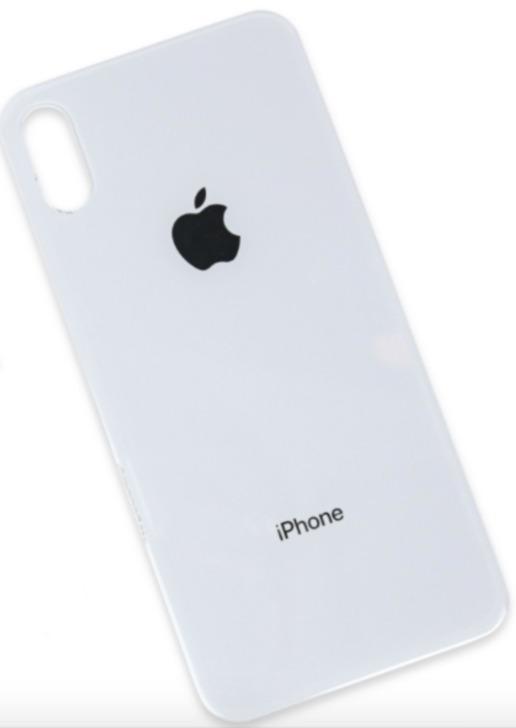 ce00a666376 Tapa Trasera Vidrio Repuesto Para iPhone X 10 Xs - $ 1.814,99 en ...