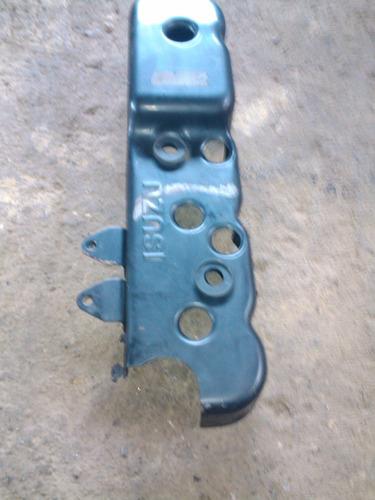 tapa válvula y protector para moto de luv dmax diesel 3.0