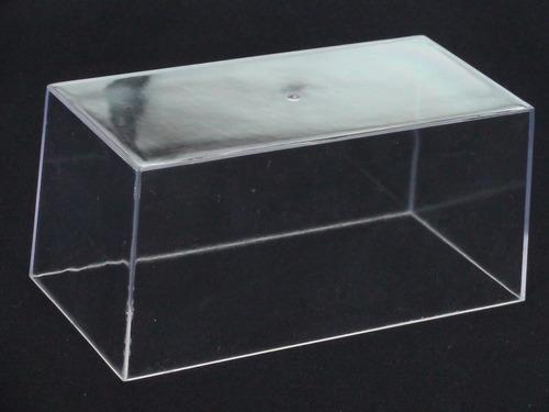 tapa vitrina acrilica compatible con base ixo altaya 1:43