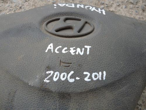 tapa volante accent 2008 convencional - lea descripcion