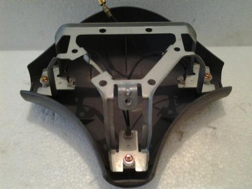 tapa volante original para toyota  yaris sol 99-03 usada