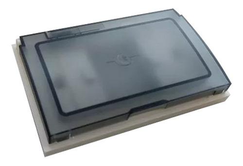 tapa y bastidor para intemperie 4 modulos ip55 cambre