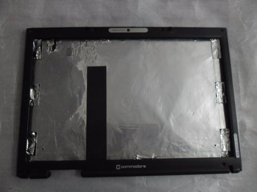 tapa y marco display notebook commodore ke8317 ke8321