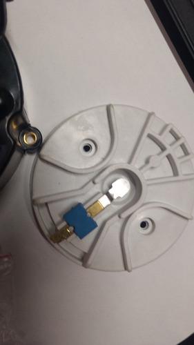 tapa y rotor de distribuidor para chevrolet vortec 6 cil