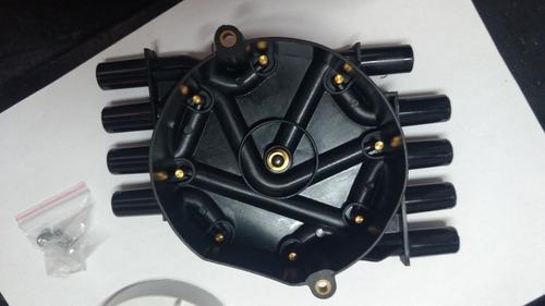 tapa y rotor de distribuidor para chevrolet vortec 8 cil