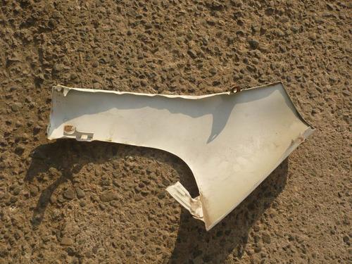 tapabarro frontier 2007 chofer  abollado - lea descripción