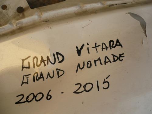 tapabarro grand vitara nomade 2011 abollado- lea descripcion