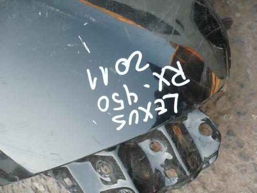 tapabarro lexus rx450 2011 copilot abollado- lea descripción