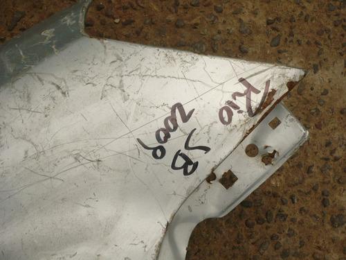 tapabarro rio jb 2009 der  - c/detalles- lea descripción