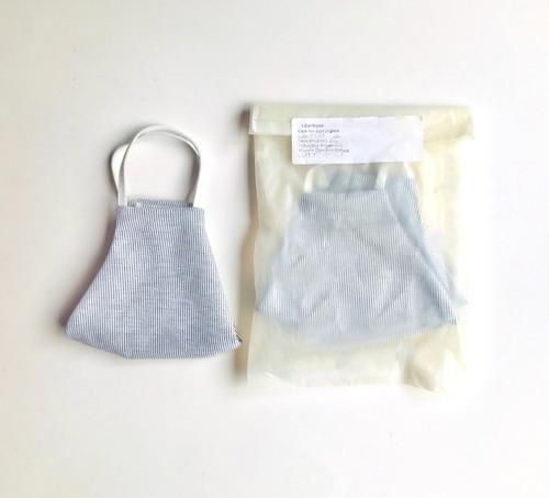 tapaboca barbijo reutilizable bolsillo algodón sustentable