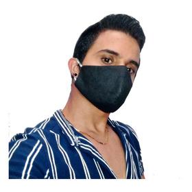 Tapabocas Antifluidos Lavable Tipo Mascara Solo X Mayor