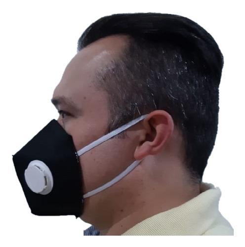 tapabocas desde $ 690, con visor, filtro n95, industrial