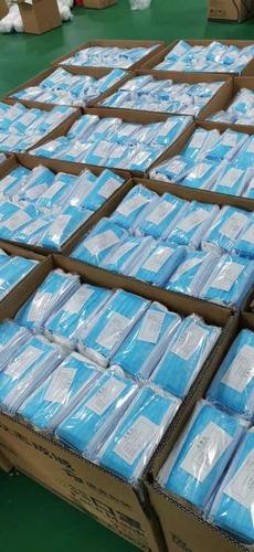 tapabocas importados termosellados 3 capas invima