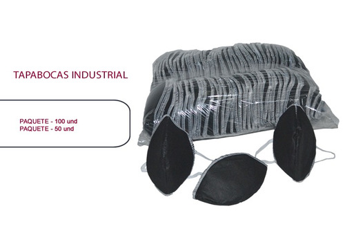 tapabocas industrial