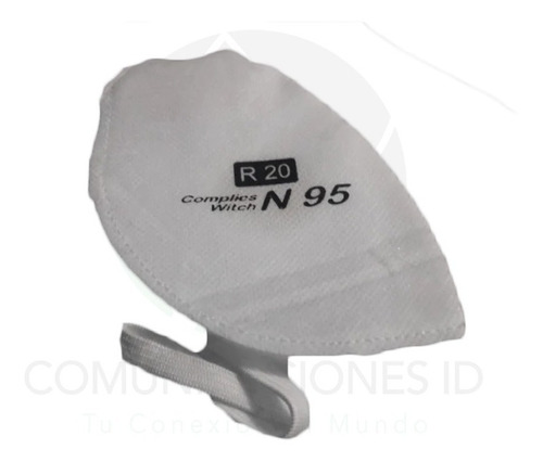 tapabocas / mascarilla / careta - n95 alta calidad valvula