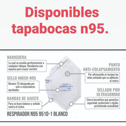 tapabocas n95.