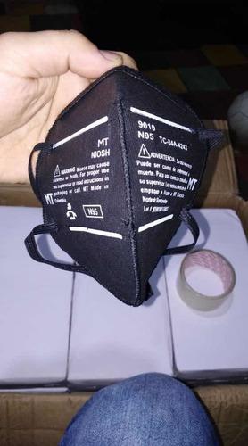 tapabocas n95 caja de 10 unidades