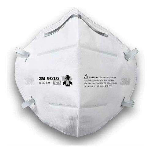 tapabocas n95 marca 3m ref. 9010 mascarilla industrial